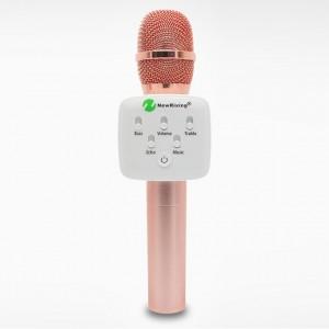 Mic kèm loa NewRixing K9 chính hãng, Micro karaoke bluetooth 3 trong 1 cho điện thoại Android, iPhone