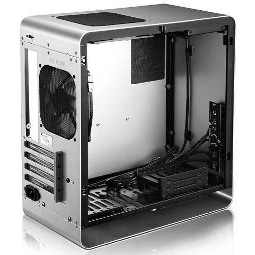Kết quả hình ảnh cho Vỏ case Jonsbo UMX3W (Silver)