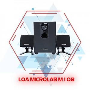 LOA MICROLAB M108