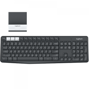 Wireless & bluetooth Logitech K375