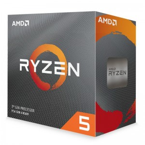 AMD Ryzen 5 3000 Series with Wraith Stealth (1) Image